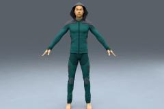 male-hoodie-jumpsuit