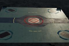 Landing Zone with Multi purpose panels